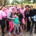 Dennelisse Makes Strides Against Breast Cancer