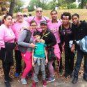 Dennelisse Makes Strides Against Breast Cancer