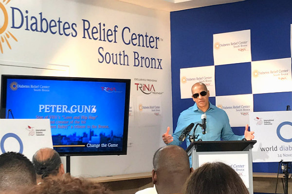 Peter Gunz speaks of his deep connection to the South Bronx.
